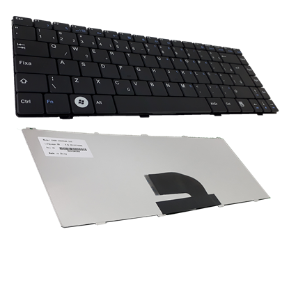 Imagem de Teclado P/n: Pk130cf3a44  Intelbras  Avell  Leadership Ibyte