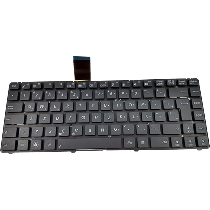 Imagem de Teclado Asus K45a Ç Preto Original