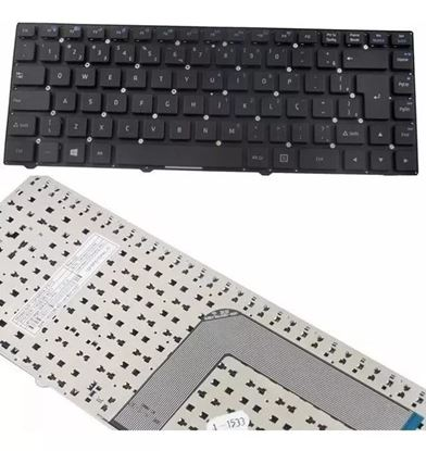 Imagem de Teclado P/ Positivo Stilo Xr3000 Mp-10f88pa-f51c Ç Wi-fi F11